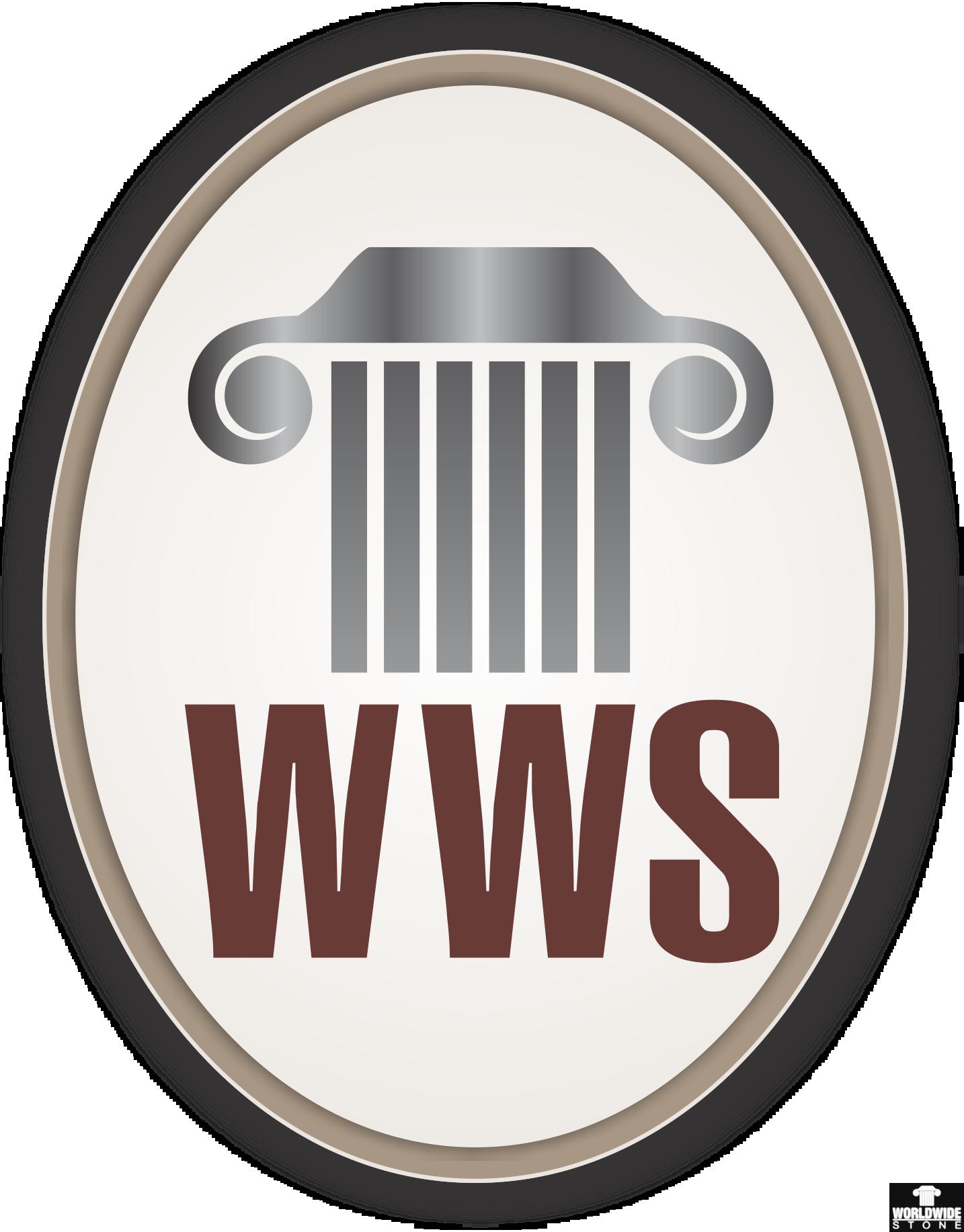 worldwide stone Logo